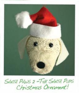 The Santa Pups Provide Holiday Crafting & Baking Fun!