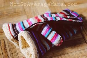 Grandoe's Homespun Gloves