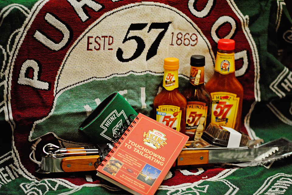 Heinz 57 Sauce Tailgating Giveaway