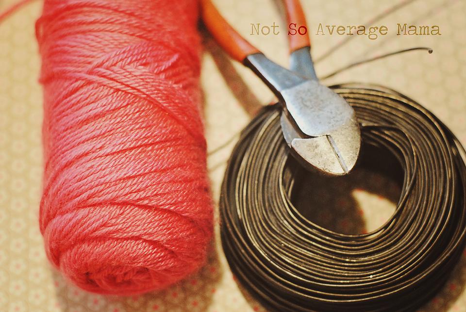 Yarn Heart Supplies