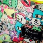 TOKIDOKI from JU-JU-BE My Camera Bag (Diaper Bag)