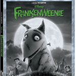 Frankenweenie is Coming out on a 4-Disc Combo Pack!
