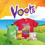 Voots® Veggie-Fruit Tarts #Giveaway