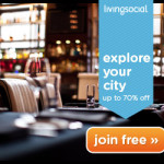Save Money with Living Social!