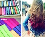 Hair Chalk, Super Hot #Deal