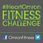 Omron Fitness Challenge Ends Tomorrow! #iheartOmron #Mamavation
