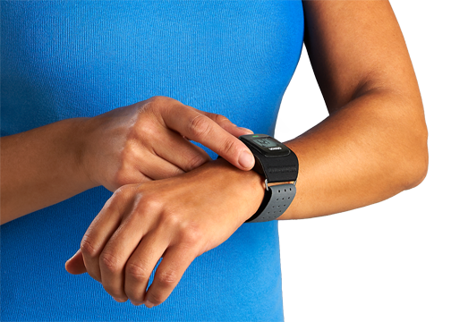 Omron Fitness Strapless Heart Monitor