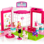 Mega Bloks® Barbie® Build 'n Style Pet Shop Toy Review & #GIVEAWAY