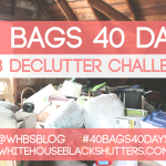 40 Bags in 40 Days #40bags40days