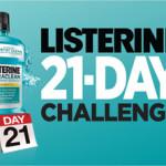 LISTERINE 21 Day Challenge Update #LISTERINE