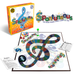 Family Game Night Fun with Spontuneous! #Spontuneous #Giveaway