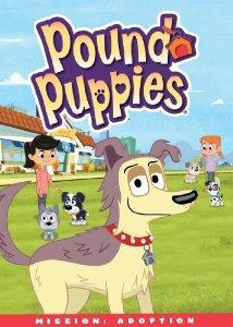 POUND PUPPIES: MISSION ADOPTION! STUDIO MOVIE GRILL $2!