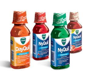 Mom's Can't Get Sick! Vicks DayQuil and NyQuil #spon