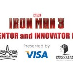 IRON MAN 3, INVENTOR and INNOVATOR FAIR