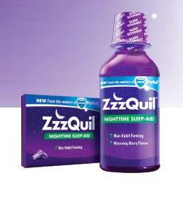 Getting Some Sleep!  #ZzzQuilNight