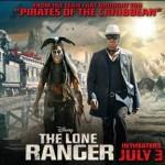 THE LONE RANGER, New Trailer