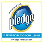 I'm a Pledge Ambassador! #pledge #sponsored