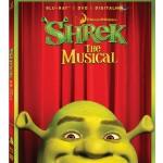 SHREK THE MUSICAL Blu-ray/DVD #Giveaway