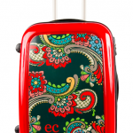 Check out the Customizable Luggage from Erin Condren!