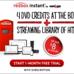 Redbox Instant Streaming Free Trial!