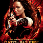 THE HUNGER GAMES: CATCHING FIRE is finally in theaters TODAY!