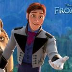 I Met Santino Fontana!  #DisneyFrozenEvent