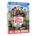 The Little Rascals Save The Day – On Blu-ray and DVD April 1st