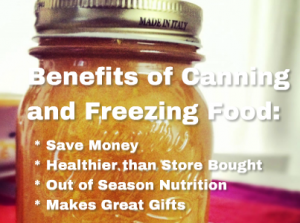 Preserving and Canning Food Methods #homesteading