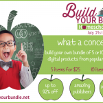 Build Your Bundle, The Homeschool Edition!  Check it Out!