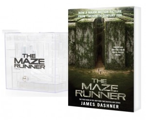 THE MAZE RUNNER Giveaway! #MazeRunner