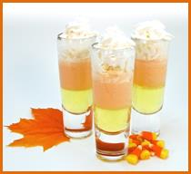 How To Make a Van Gogh Candy Corn Shooter #Halloween