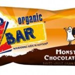 CLIF Kid Zbar Monster Chocolate Mint for a Special Halloween Treat!