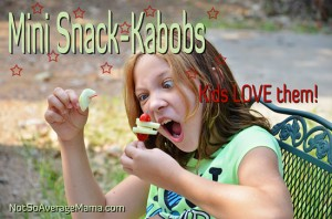 How To Make Mini Snack-Kabobs #HavartiParty #MC #Sponsored