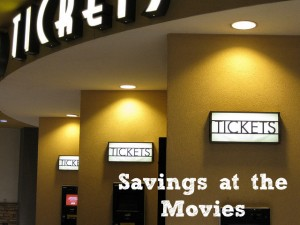 Family Fun, Savings at the Movies!