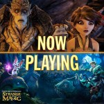 The Making of STRANGE MAGIC