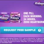 FREE Sample of Prilosec OTC