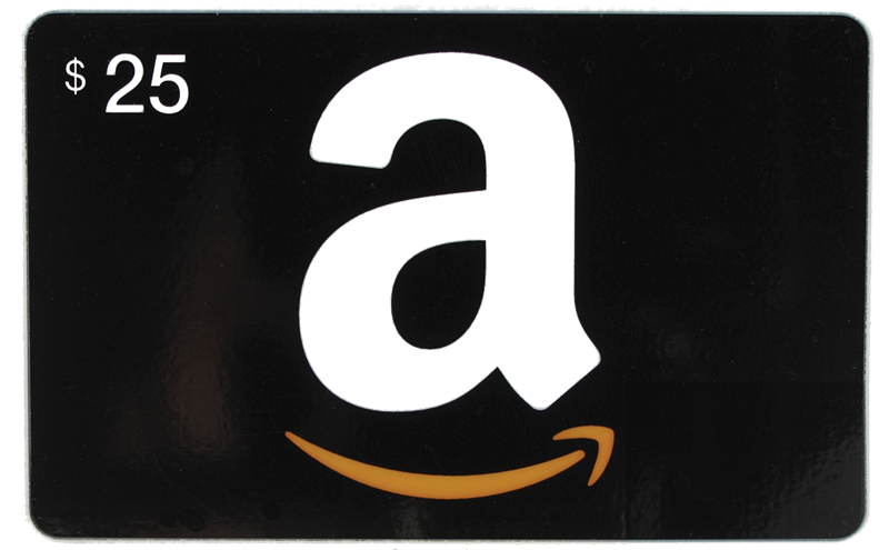 $25 AmazonCard