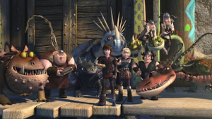 DREAMWORKS DRAGONS: RACE TO THE EDGE!