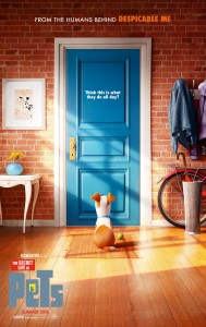 THE SECRET LIFE OF PETS – from the humans behind DESPICABLE ME!