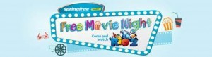 Springfree Trampoline is hosting a FREE Family Movie Night!  Frisco, Plano and Southlake Texas