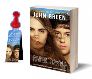 PaperTowns-MagneticBookmarkBook
