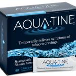Aqua-tine™,  a Homeopathic Solution for Nicotine Cravings! #WeLoveSmokers #Giveaway