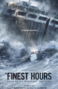 THE FINEST HOURS, Disney