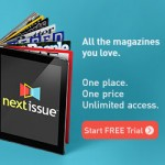 FREE Trial of Next Issue