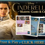 Cinderella Printable Crafts and Games