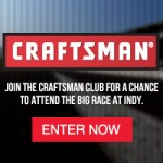 Craftsman Made to Race 2015 Restoration Roll-Out Sweepstakes