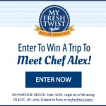 Fisher My Fresh Twist Recipe Contest