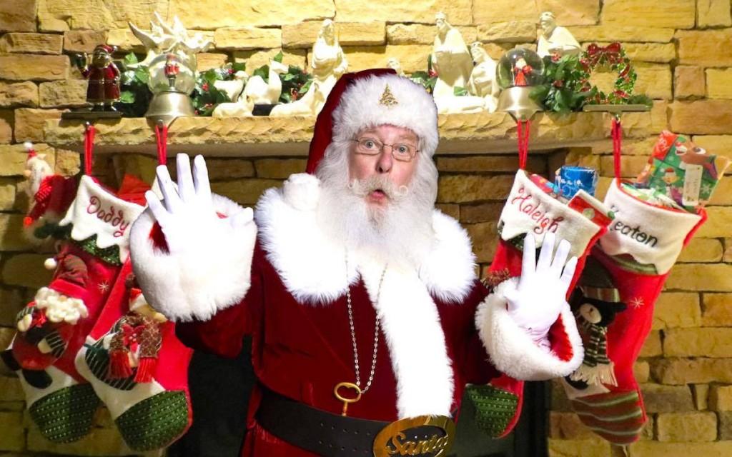 Santa pictures free