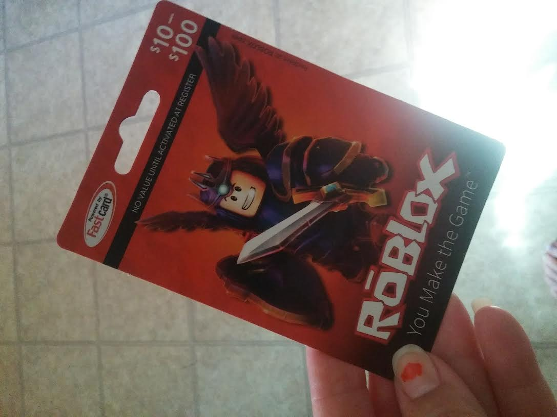 ROBLOX Gift Cards Make The Perfect Gift for Young Gamers | Not So
