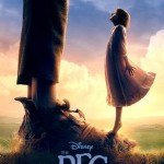The BFG, directed by Steven Spielberg